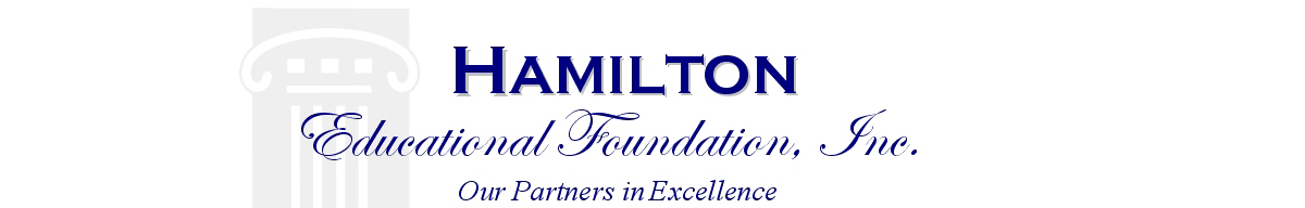 Hamilton Educational Foundation