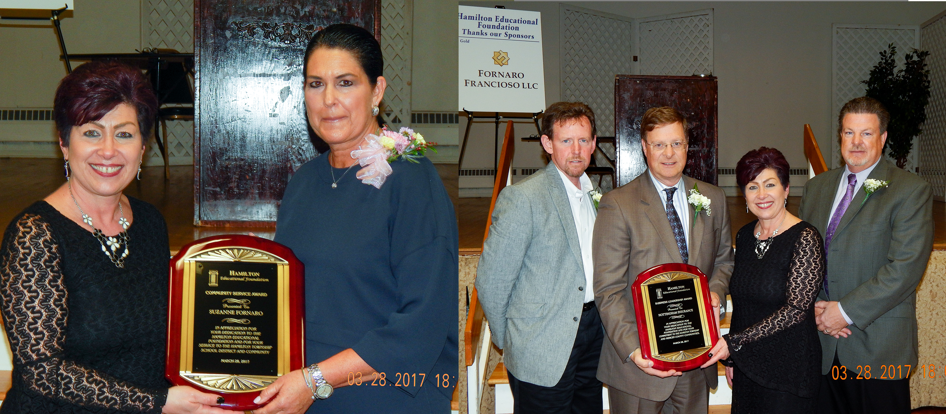 9th Wine Festival Honorees 2017